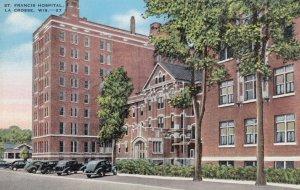 LA CROSSE, Wisconsin, 1930-40s; St. Francis Hospital