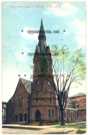 Tabernacle Baptist Church, Utica NY