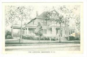 The Lantana, Aberdeen, North Carolina, 1920-30s