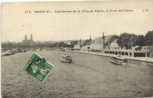 CPA Paris 8e (Dep.75) - 557. Les Serres de la Ville de Paris (55558)