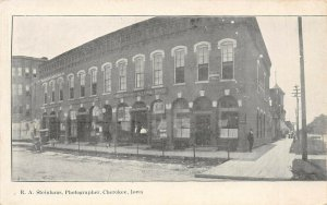 LP05   Cherokee   Iowa Postcard R. A. Steinhaus Photographer