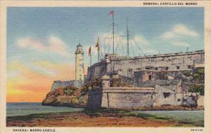 Cuba Havana Morro Castle Curteich