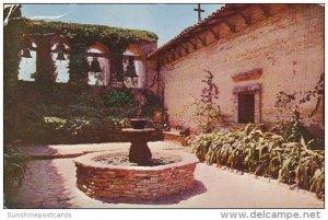 Mission San Juan Capistrano California 1955