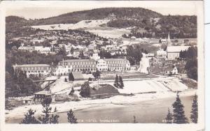 RP, TADOUSSAC, Quebec, Canada, 1920-1940s; New Hotel Tadoussac