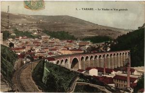CPA Tarare Le Viaduc et Vue generale (614277)