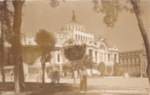 RP: Teatro de Bellas Artes , Mexico , 30-40s