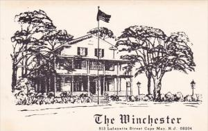 New Jersey Cape May The Minchester