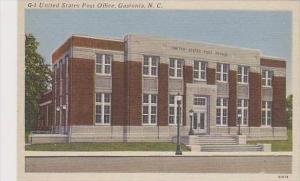 North Carolina Gastonia United States Post Office