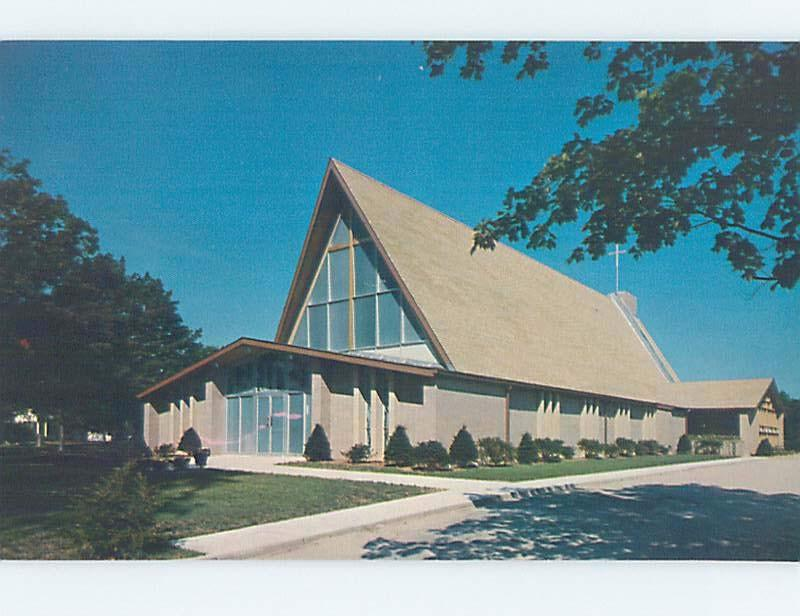 Pre-1980 CHURCH Clinton - Near Madison & Guilford & Old Saybrook CT G3268