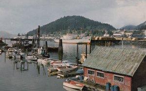 WRANGELL, Alaska, LUMBER AND FISHING CENTER, 50-60s