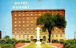Michigan Flint Hotel Durant