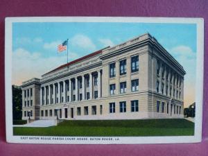 Old Postcard Baton Rouge, LA