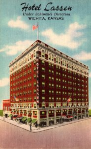 Kansas Wichita Hotel Lassen