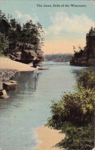 Wisconsin The Jaws Dells Of The Wisconsin 1912