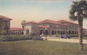 Stanford University Stanford California Handcolored Albertype