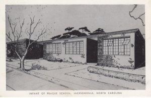 JACKSONVILLE , North Carolina , 1930s ; Infant of Prague School