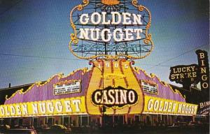 Nevada Las Vegas Golden Nugget Casino