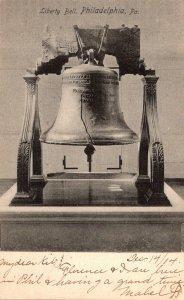 Pennsylvania Philadelphia The Liberty Bell 1904