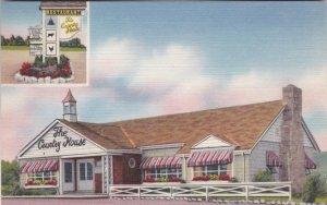 Pennsylvania New Kingston The Country House Restaurant sk2461