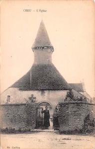 Cheu France L'Eglise Cheu L'Eglise