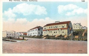VALLEJO, CA California  BAY TERRACE Mare Island Naval Housing   c1920's Postcard