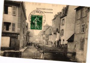 CPA MONTBÉLIARD - Quai des Tanneries (183091)