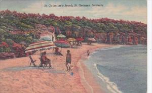 Bermuda St Georges St Catherine's Beach