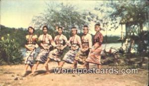 China Taiwan Bunan Tribal Dances