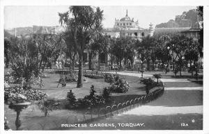 Princess Gardens, Torquay: To Greet You, Devon