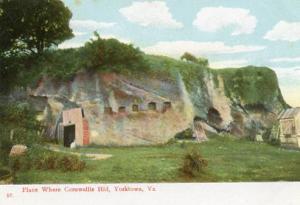 VA - Yorktown, Place Where Cornwallis Hid