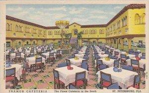 Florida St Petersburg Tramor Cafeteria