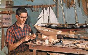 Atlier Leclerc Enr. Minature Boats St-Jean Port-Joli QC
