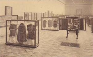 Belgium Brussels Industries d'art Salle des etoffes et broderies Musee Royaux...