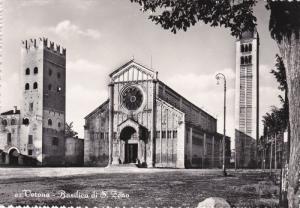 RP: VERONA , Italy , 30-40s : Basilica di S. Zeno