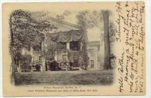 Wilcox Residence, Buffalo, New York, PU-1907