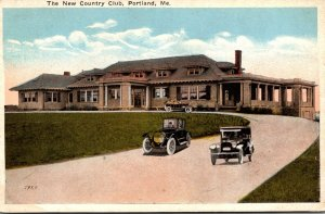 Maine Portland The New Country Club
