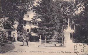 France Forges-Les-Eaux Etablissement Thermal Las Sources et la Villa Richelie...