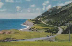Nova Scotia's Cabot Trail, CAPE BRENTON, Nova Scotia, Canada, 40-60´s