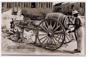 Water Wagon, Cupacao, N.W.I.
