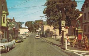 Main Street , LIVERPOOL , Nova Scotia , Canada , 50-60s