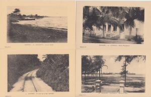 DAHOMEY BENIN 86 Vintage AFRICA Postcards Mostly pre-1940 ALL Publisher E.R.