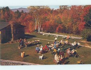 Pre-1980 INN MOTEL Jaffrey New Hampshire NH c6252
