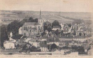 Neufchâteau, Vosges , France, 1900-1910s ; Vue generale