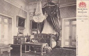 Belgium Brussels La Chambre a coucher Palais Royal de Bruxelles