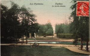 CPA TARBES - Le Jardin Massey (281833)