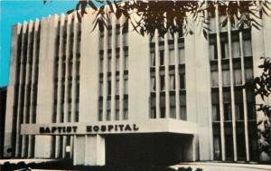 Birmingham Alabama~West End Baptist Hospital~1971 Postcard