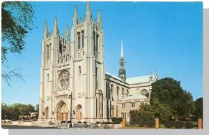 Detroit, Michigan/MI Postcard,Cathedral Of Blessed Sacrament