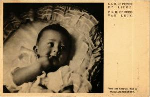 CPA SAR Le Prince de Liege BELGIAN ROYALTY (844579)