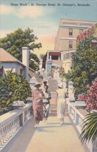 Bermuda St George's The Rose Walk St George Hotel The Yankee Store
