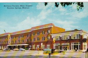 Missouri Excelsior Springs McCleary-Thornton Minor Hospital